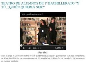 Blogs de Filosofía para Bachillerato - Educación 3.0   Biblioteca TIC Castroverde   Scoop.it