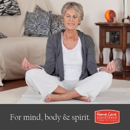 5 Reasons Seniors Should Try Yoga | New Hampshire Home Care Assistance | Scoop.it