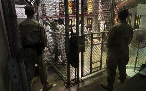 U.S. could save millions by paying each Gitmo prisoner $2 million annual salary to do nothing   Terrorism   Scoop.it