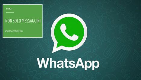 Come impostare una strategia di WhatsApp marketing | Social media culture | Scoop.it
