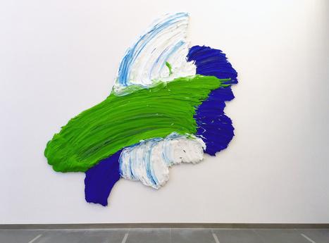 Un gros coup de peinture sur le mur - La boite verte | Bouche à Oreille | Scoop.it