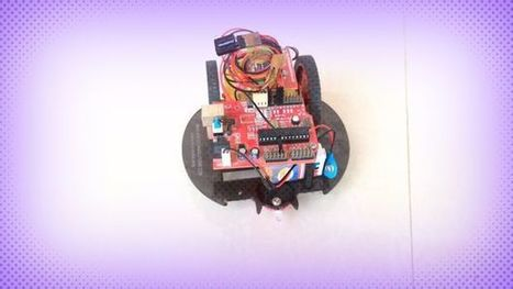 Remote controlled Bot with Atmega8 | Raspberry Pi | Scoop.it
