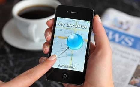 5 Ways to Market Your Brand With Location-Based Networks | TICs para los de LETRAS | Scoop.it