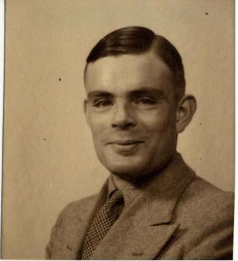 Alan Mathison Turing: la gaia mente   Doppiozero   scrivere   Scoop.it