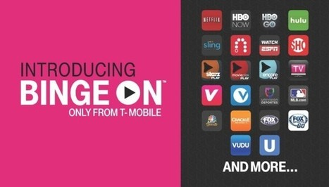 Binge On will let T-Mobile customers stream video without using their high-speed data allotment | Occupy Your Voice! Mulit-Media News and Net Neutrality Too | Scoop.it