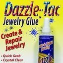 Bond Jewelry Items With Dazzle-Tac | Creative Products Online | Scoop.it
