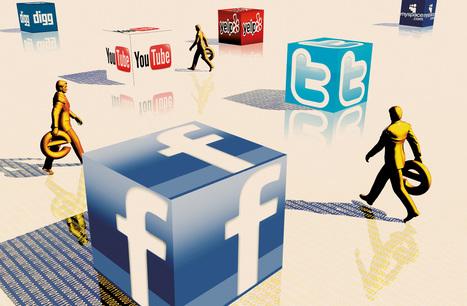 Vente relationnelle avec un client via les réseaux sociaux. : La Communauté des E-Marketeurs Réseau social des spécialistes du Webmarketing et du Commerce Electronique | La Communauté des E-Marketeurs et des spécialistes du Webmarketing | Scoop.it