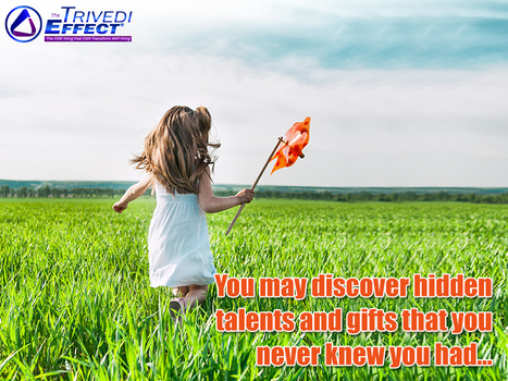 Discover hidden talents and gifts that you never knew you had | Spiritual Master | Scoop.it