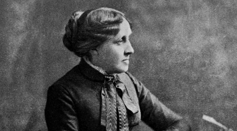 The Hows and Whys of Louisa May Alcott, Who Turns 184 Today | literature | Scoop.it