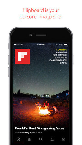 Flipboard: Your Social News Magazine | Tools for librarians, presentation, etc... | Scoop.it