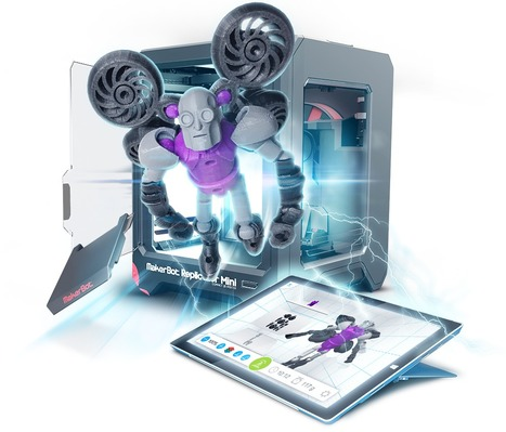 Design, customize and 3D print for play! | Autodesk 123D | Visual & digital texts | Scoop.it