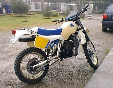 Foto de husqvarna wr 240. Motofoto.es | Fotos de Motos, caracteristicas y fichas tecnicas | Scoop.it