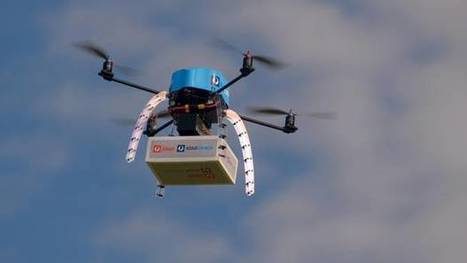 Drone deliveries: Canada Post looks to the future of mail | CLOVER ENTERPRISES ''THE ENTERTAINMENT OF CHOICE'' | Scoop.it