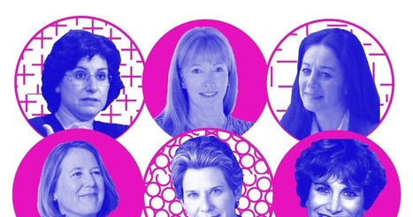 A Women's History of Silicon Valley — Backchannel | Tech History | Scoop.it