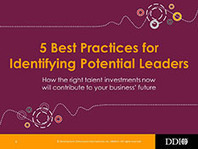 Guidebook | 5 Best Practices for Identifying Potential Leaders | A Better Leader | Scoop.it