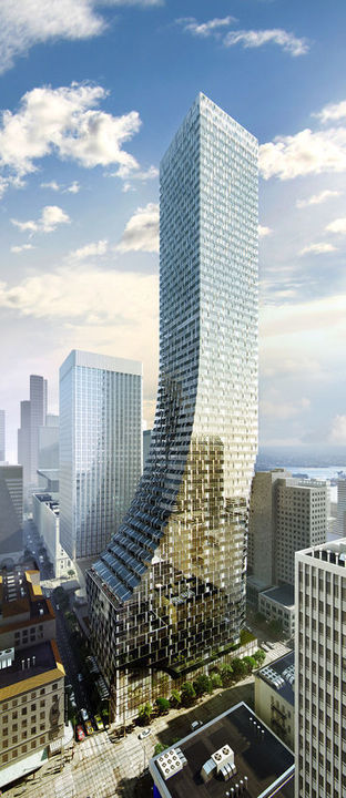 Seattle Stiletto Tower Shows Bet on Mixed-Use Real Estate | Pacific Northwest Apartment Market | Scoop.it