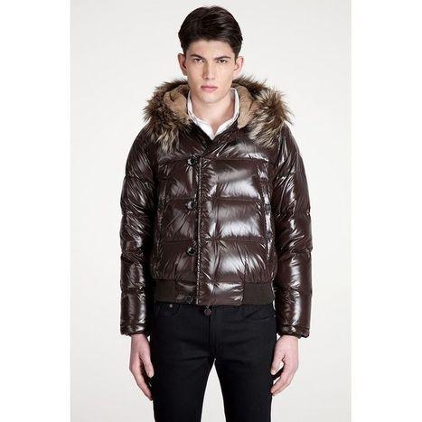 Moncler Bulgrie Jackets Brown,Moncler Men Jackets | fashion outlet | Scoop.it