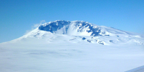 Active Volcano Discovered Underneath Antarctic Ice Sheet, Confirming Long ... - Huffington Post   M2M 2014   Scoop.it