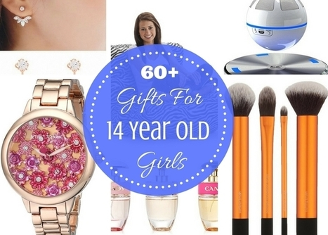 Gifts For 14 Year Old Girls | AbsoluteChristmas | Scoop.it