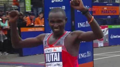 2 world class champions announce they will run New York City Marathon - WABC-TV   Marathon de New York   Scoop.it