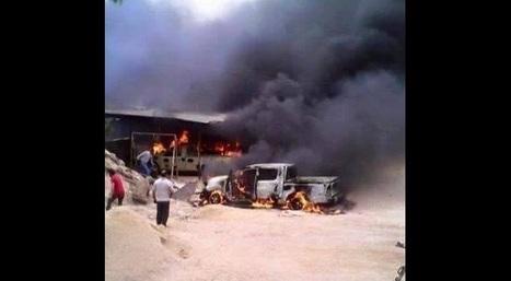 Libya clashes, blast at ammunition depot kill more than 60 | The Pulp Ark Gazette | Scoop.it