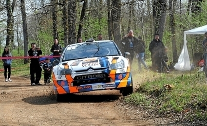 Rallye Terre des Causses : un 20e anniversaire de choix | L'info tourisme en Aveyron | Scoop.it