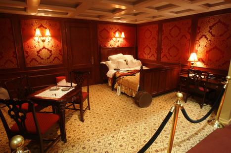 R.M.S. Titanic la più lussuosa nave del suo tempo | Nautica-epoca | Scoop.it