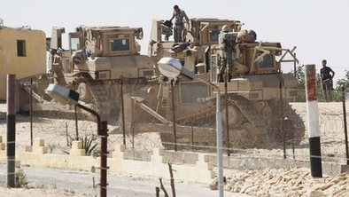 Egypt army ups the ante in Sinai | Egypt | Scoop.it