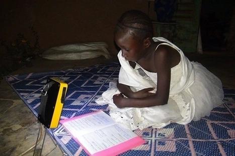 LAGAZEL : des lampes solaires pour l'Afrique | EFFICYCLE | Scoop.it