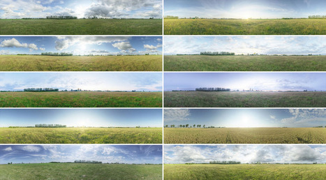 10 Free HDRi Spherical Skies Maps - 3D Architectural Visualization & Rendering Blog   architectural visualization   Scoop.it