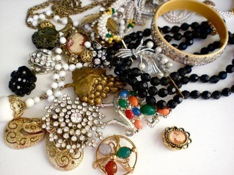 Origin of Antique or Vintage Jewellery   Beautiful Jewellery   Scoop.it