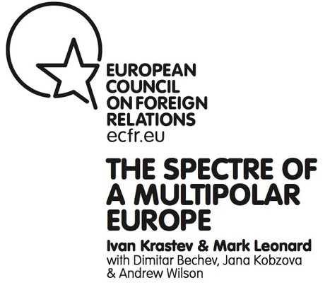The European Council on Foreign Relations | The spectre of a multipolar Europe | Europe | Scoop.it