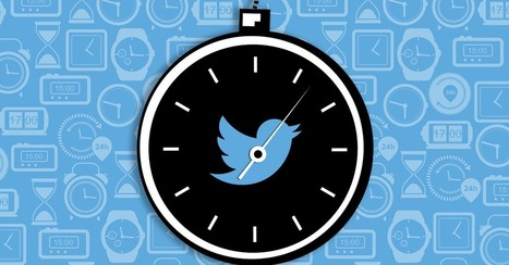 How to Spend Only 10 Minutes Per Day on Twitter | Roadkill Marketing Cafe Insights and Foresights. | Scoop.it
