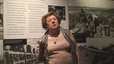 Church Of Malphas' Rabbi Steven Moskovitz Introduces Holocaust Survivor Annie Bleiberg (Video) | Church Of Leviathan | Scoop.it