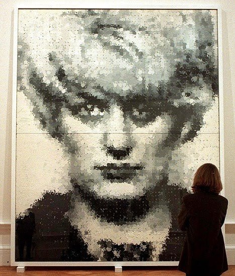 Myra by Marcus Harvey | My Contemporary Art | Scoop.it