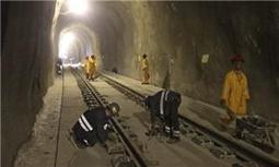 Trilhos da Linha 4 do Metrô do Rio já estão sendo instalados | Notícias-Ferroviárias Português | Scoop.it