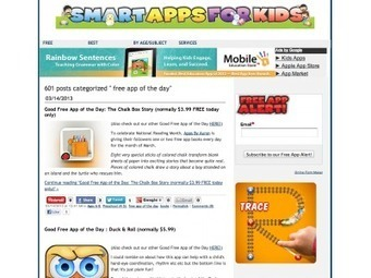 Advertise on Smart Apps For Kids | BuySellAds | Family Friendly Apps | Scoop.it