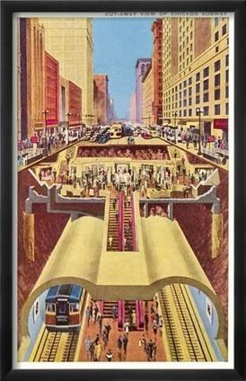 Le quai de métro, laboratoire de la ville du futur ? (Demain la ville) | Actualité du centre de documentation de l'AGURAM | Scoop.it