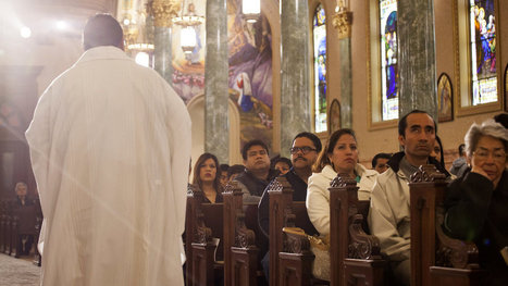 Hispanic Growth Is Strength but Also Challenge for US Catholic Church - New York Times | faith and christianity | Scoop.it