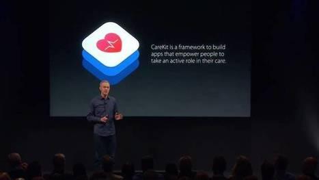 CareKit, nuevo entorno de desarrollo de aplicaciones iOS para pacientes | Sanidad TIC | Scoop.it