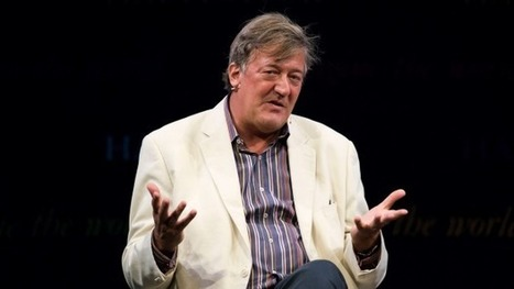 'Cocaine didn't seem to do me any physical harm': Stephen Fry (UK) | Alcohol & other drug issues in the media | Scoop.it