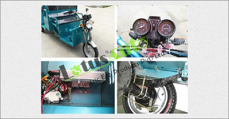Eco Friendly Electric Rickshaw Supplier Delhi   Eco Friendly Electric Rickshaw Trader Delhi   Rickshaw   Scoop.it