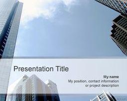 Plantillas Animadas para PowerPoint y Gratis para Descargar para Presentaciones | arquitectura | Scoop.it