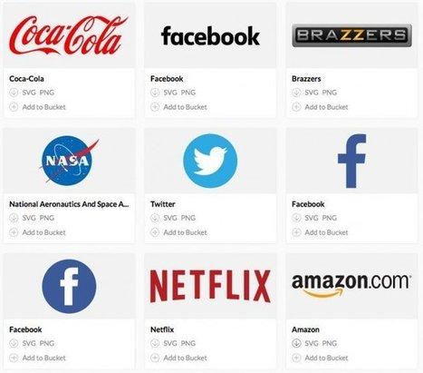 Pour trouver un logo instantanément - Korben   Banques Gratuites et libres de droits   Scoop.it
