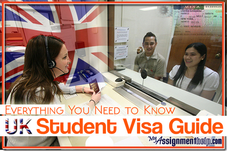 UK Student Visa Guide: Everything You Need to Know | Assignment Help | Scoop.it