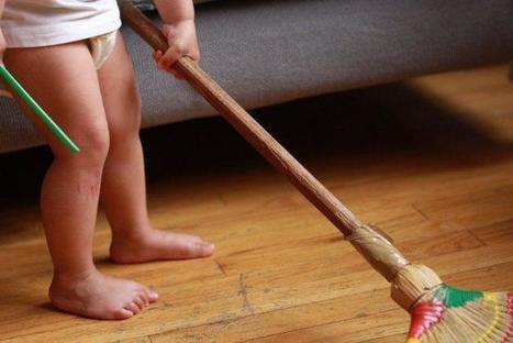 Enseñarles a los niños a colaborar en las tareas del hogar   HERRAMIENTAS TIC´S EN EDUCACIÓN   Scoop.it