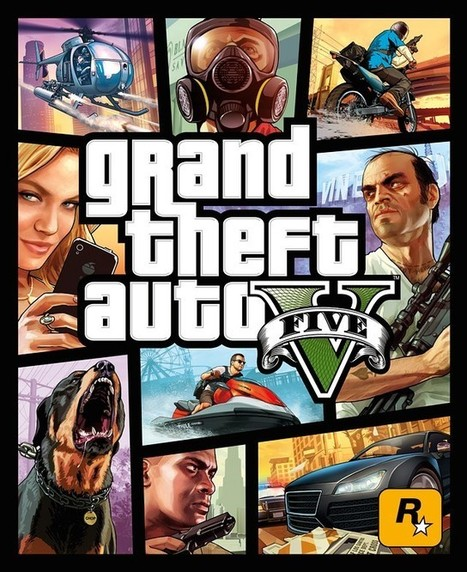 Grand Theft Auto V (GTA 5)   Online Download Games   Scoop.it