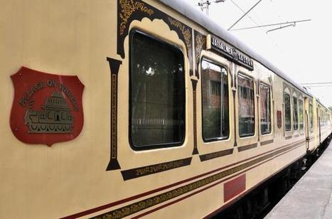 The Palatial Ardour- Palace on Wheels Train Tour | Palace on wheels | Scoop.it