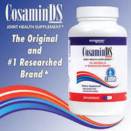 Cosamin DS Double Strength Joint Health Supplement | Health Supplement Reviews | Scoop.it