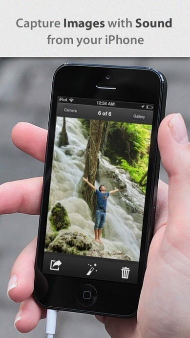 pikSpeak Cam Lets Your iPhone Capture Sounds While Taking Photos, Giving Life To Your Memories | PRLog | Photography | Scoop.it